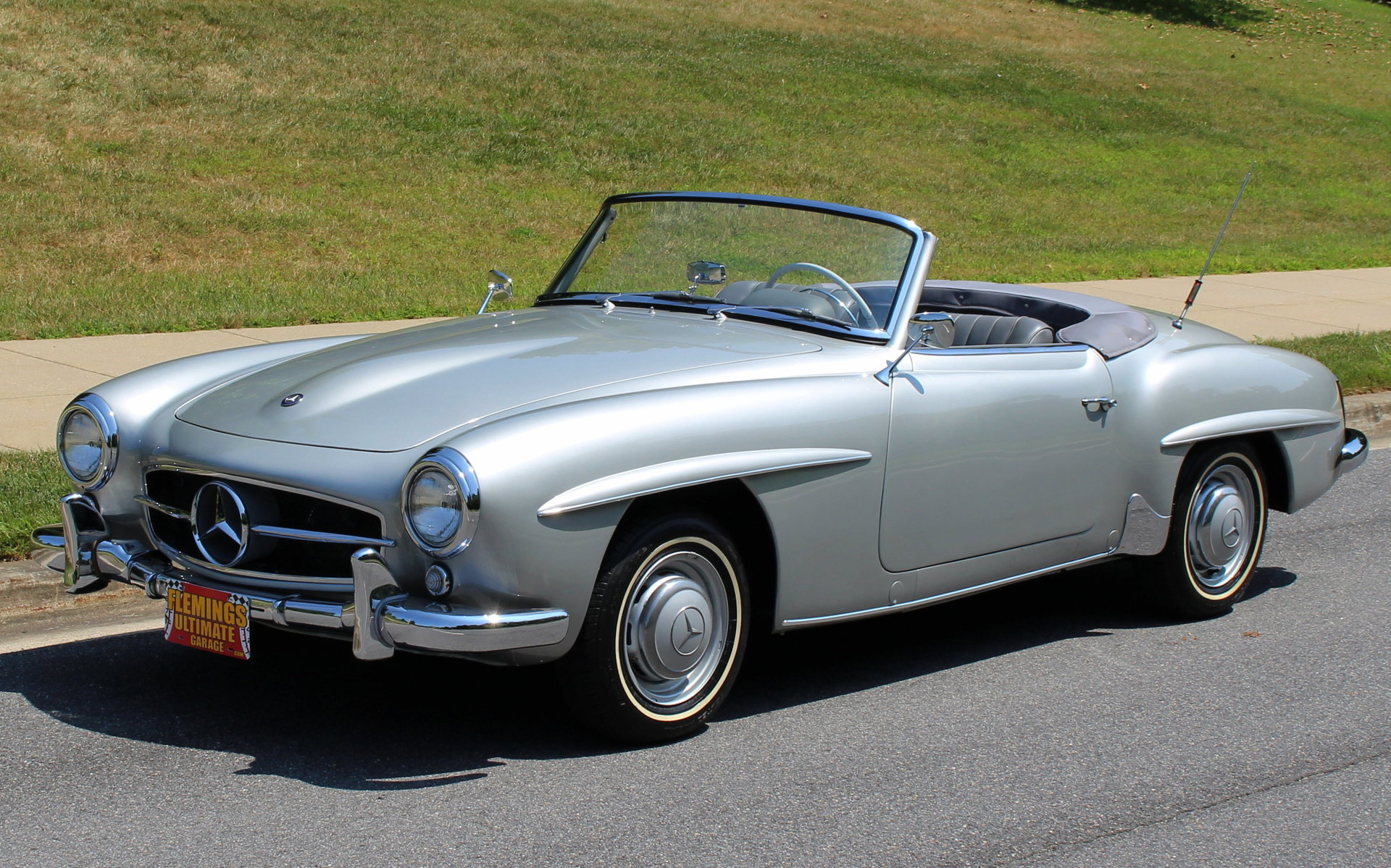 1956 Mercedes-Benz 190SL Roadster for sale #79131 | MCG
