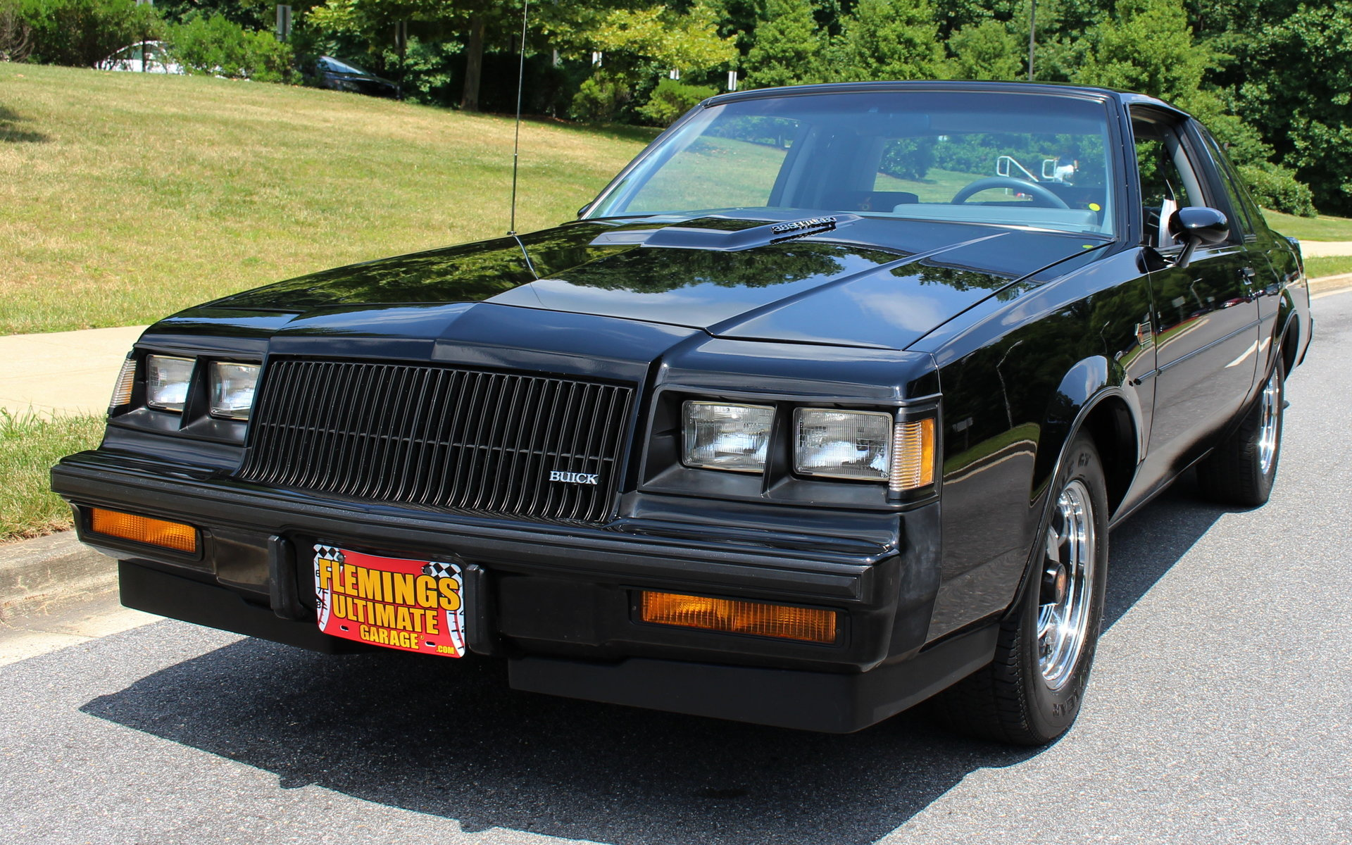 1987 Buick Regal Grand National For Sale #79983