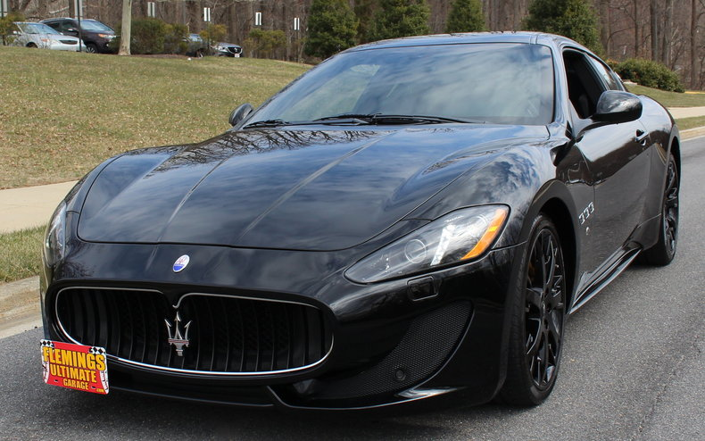 Maserati GranTurismo Reviews - motortrend.com