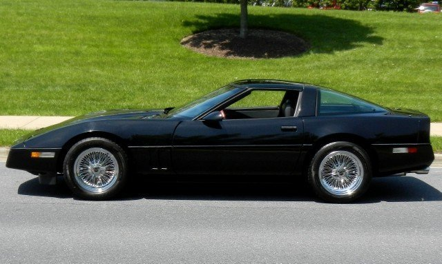 1985 Chevrolet Corvette 1985 Chevrolet Corvette For Sale