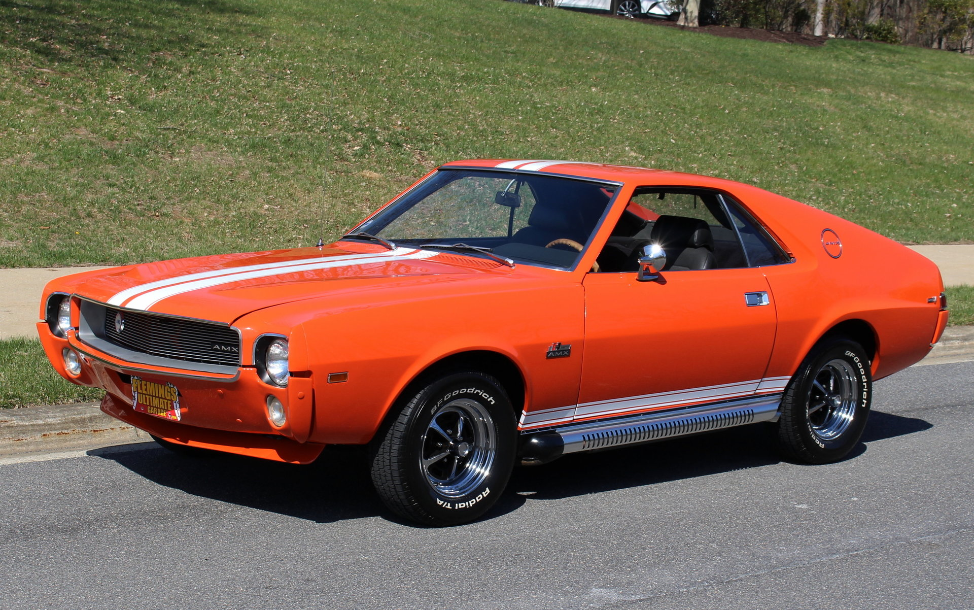 1969 AMC AMX For Sale #83484