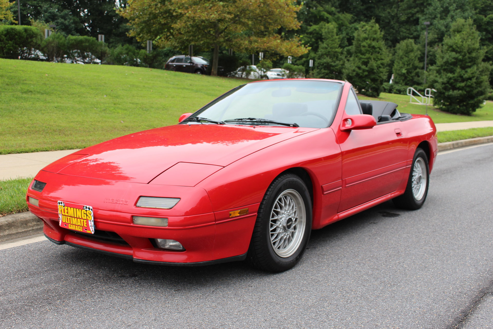 1991 mazda rx 7 convertible for sale 83677 mcg. Black Bedroom Furniture Sets. Home Design Ideas