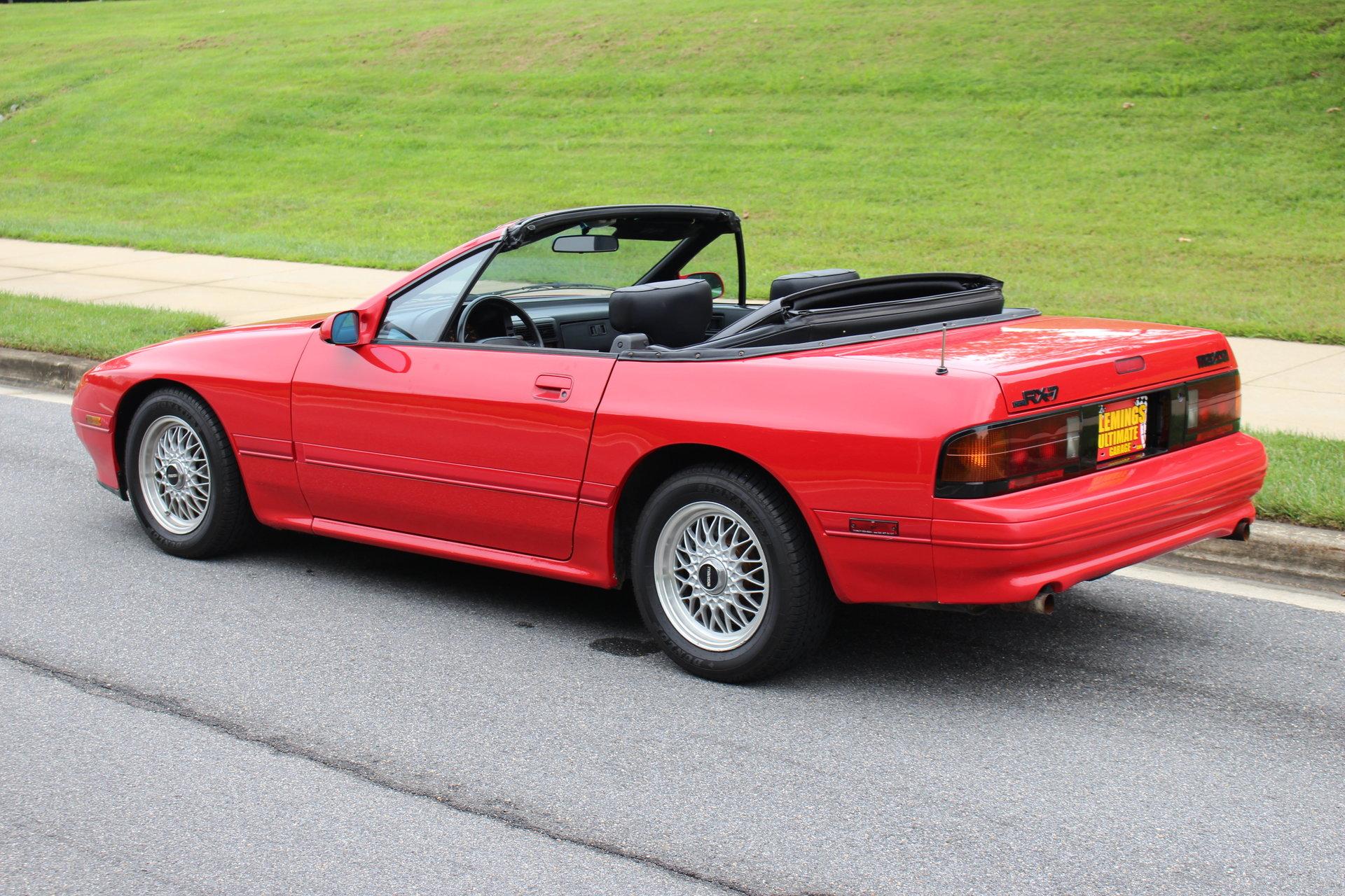 Mazda Dealership Md >> 1991 Mazda RX-7 Convertible for sale #83677   MCG