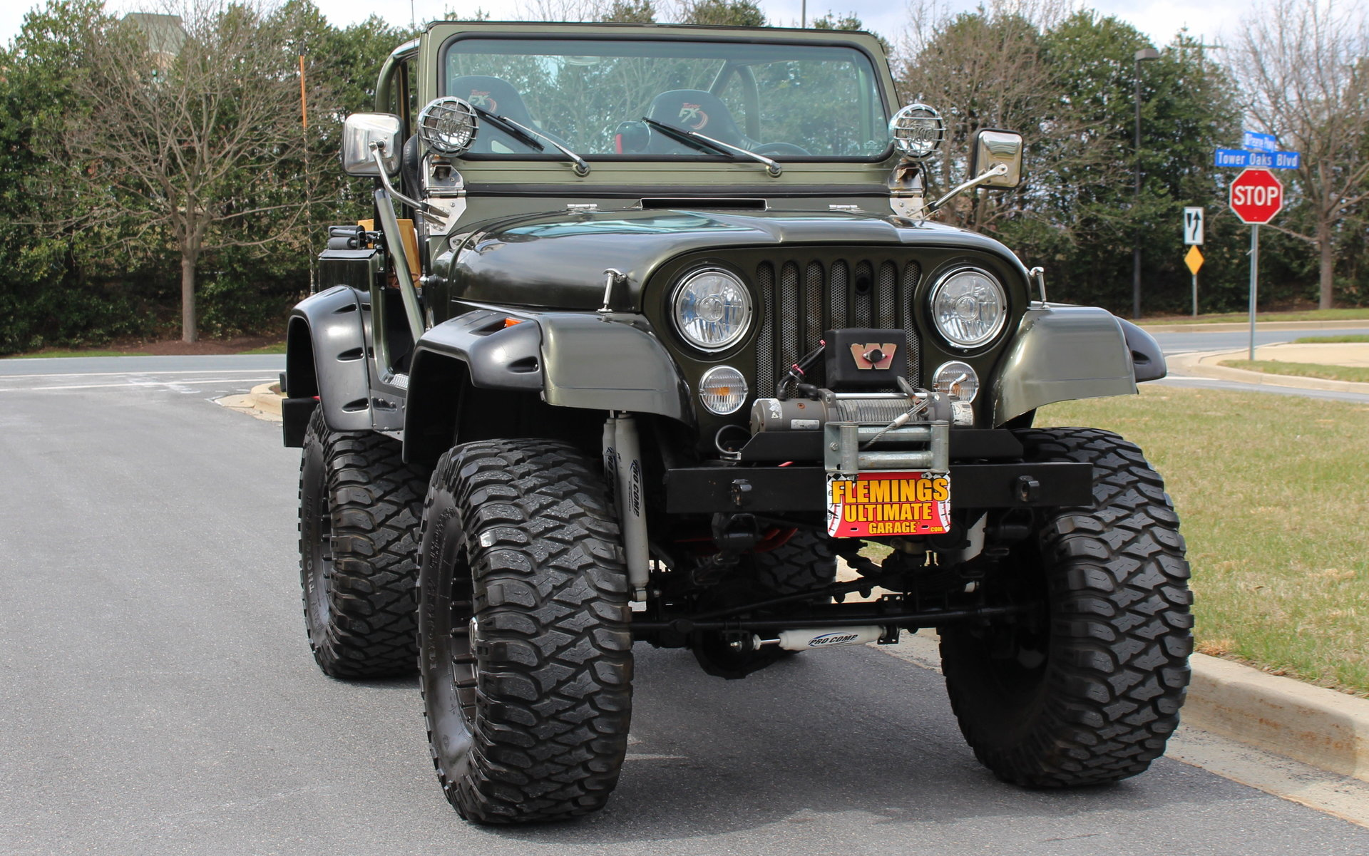 1978 Jeep CJ7 4X4 for sale