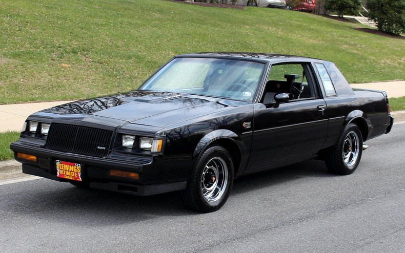 1987 Buick Regal | 1987 Buick Grand National for sale to buy or ...