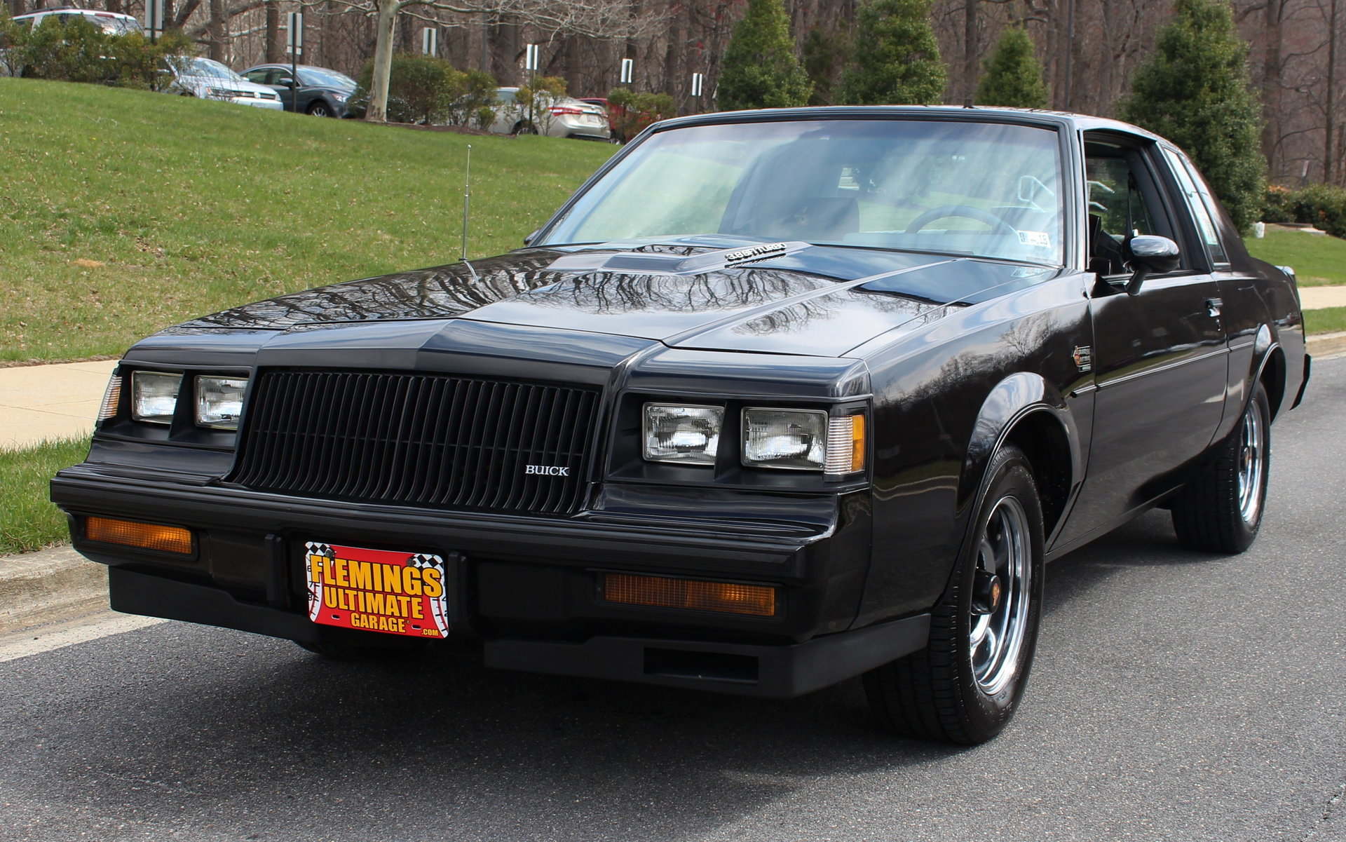 1987 Buick Regal Grand National For Sale #84643