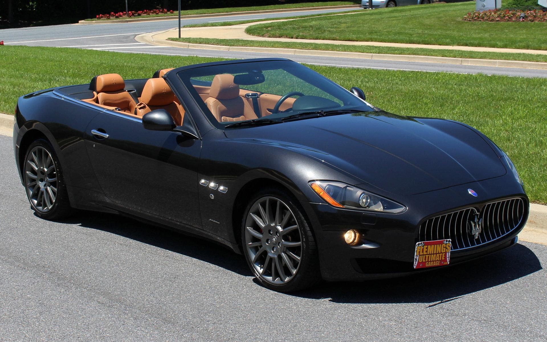 2012 Maserati Gran Turismo Roadster for sale #85786 | MCG