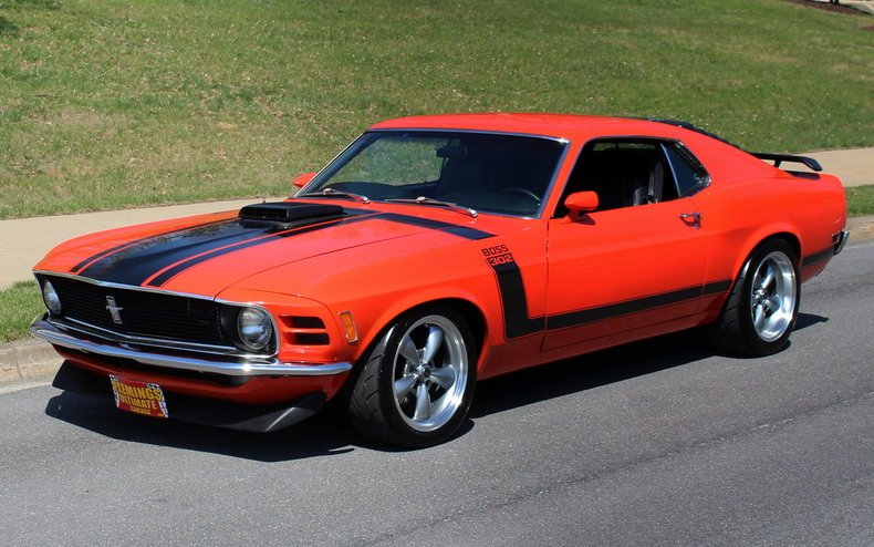 1970 Ford Mustang 1970 Ford Mustang Boss 302 For Sale To