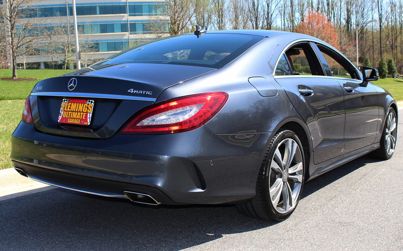 2016 mercedes benz cls class 2016 mercedes benz cls class cls400 for sale to buy or purchase. Black Bedroom Furniture Sets. Home Design Ideas