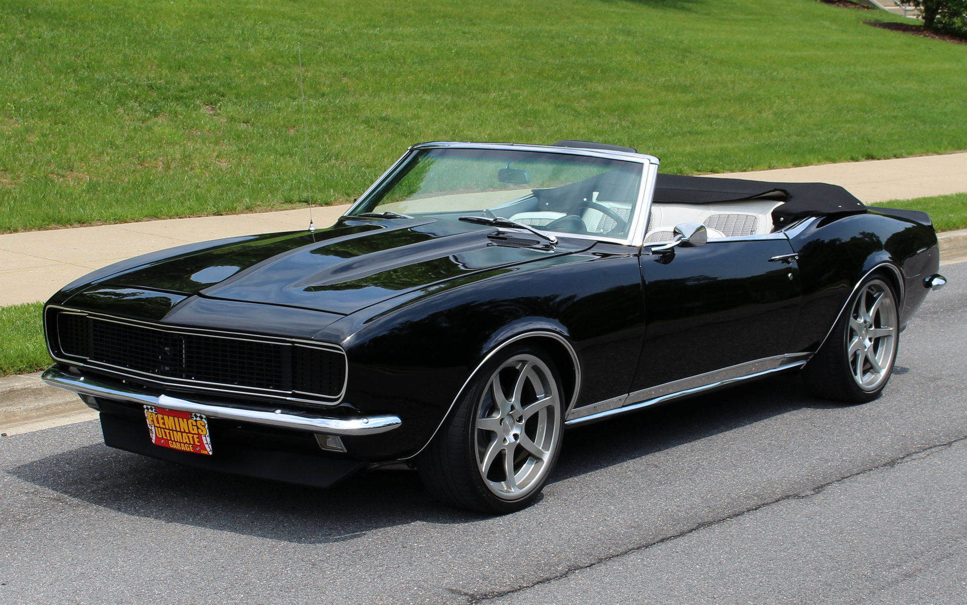 1968 Chevrolet Camaro Berlin Motors Rs Ss For Sale
