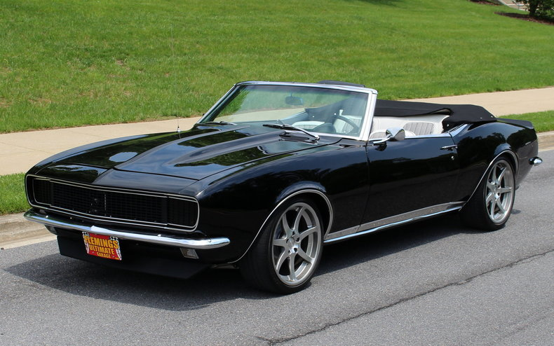 1968 Chevrolet Camaro Rs Ss Ls1 Protouring For Sale 86987