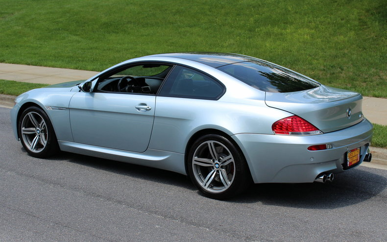 2007 Bmw M6 2007 Bmw M6 For Sale To Buy Or Purchase V10