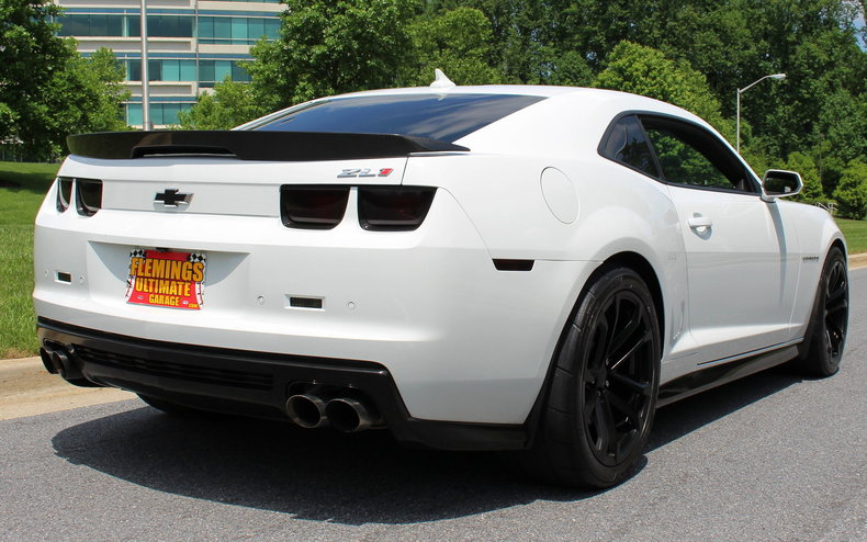 2012 Chevrolet Camaro Zl1 For Sale 88642 Mcg