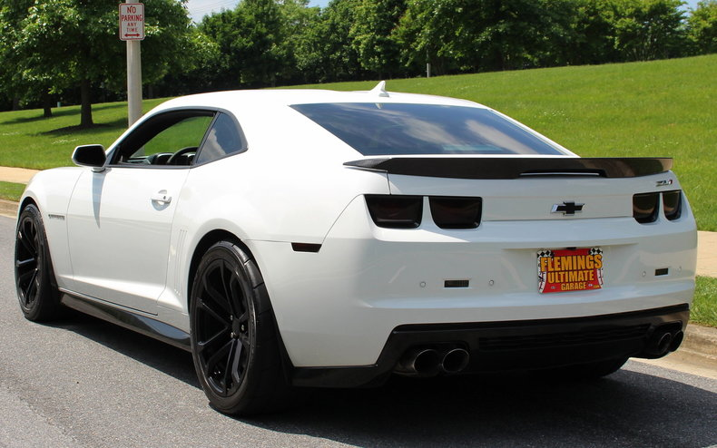 2012 Chevrolet Camaro 2012 Chevrolet Camaro Zl1 For Sale To Buy Or Purchase Low Miles Lsa