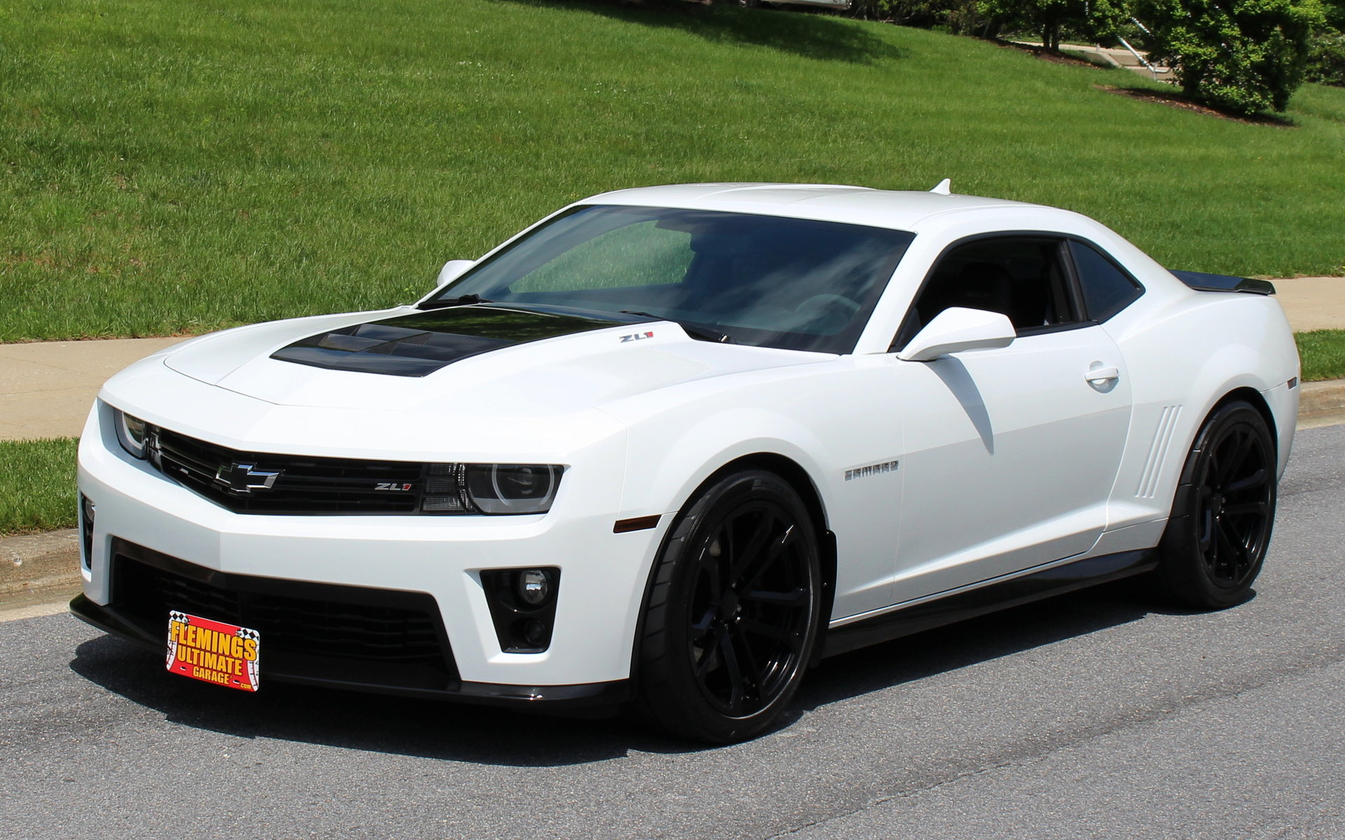 2012 chevrolet camaro zl1 for sale 88642 mcg. Black Bedroom Furniture Sets. Home Design Ideas