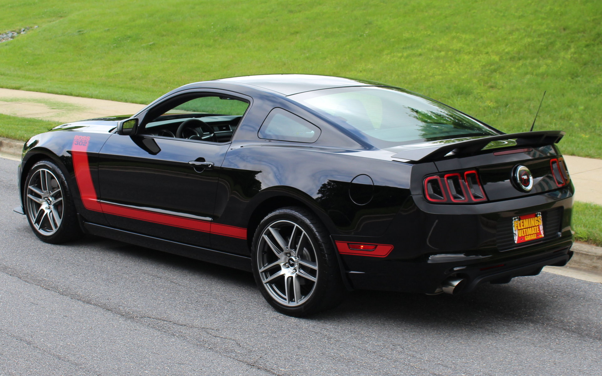 2013 ford mustang boss 302 laguna seca for sale 89654 mcg. Black Bedroom Furniture Sets. Home Design Ideas