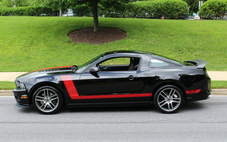 2013 Ford Mustang 2013 Ford Mustang Boss 302 Laguna Seca For Sale