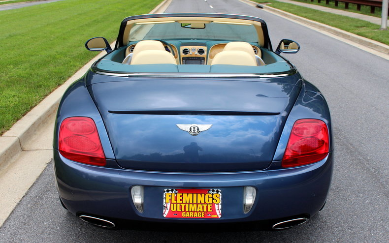 2010 Bentley Continental GTC 27