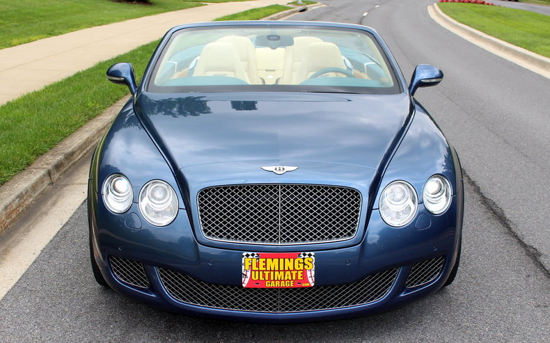 2010 Bentley Continental GTC 16