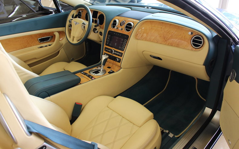 2010 Bentley Continental GTC 8