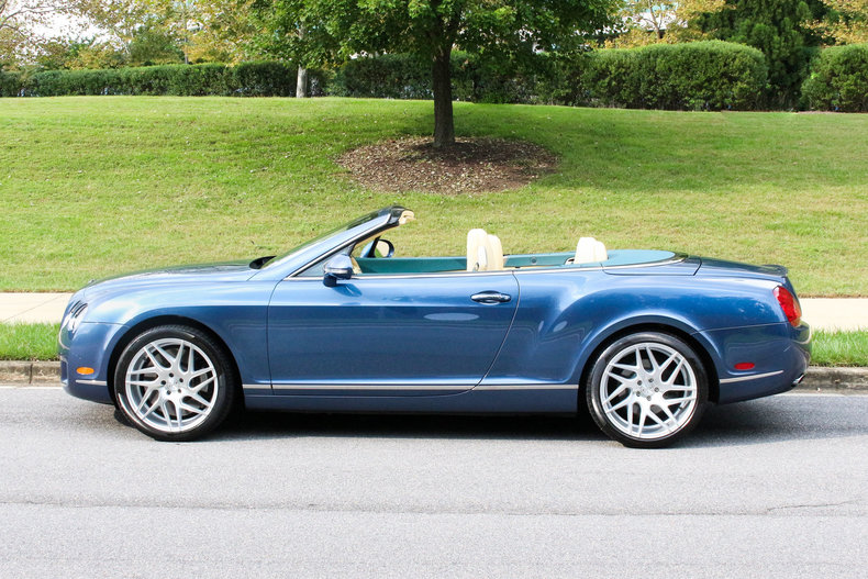 2010 Bentley Continental GTC 17