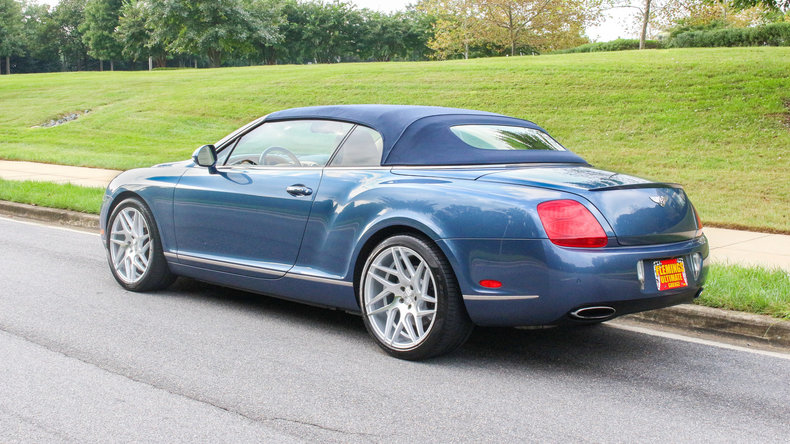 2010 Bentley Continental GTC 23