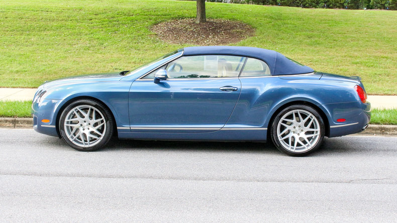 2010 Bentley Continental GTC 25
