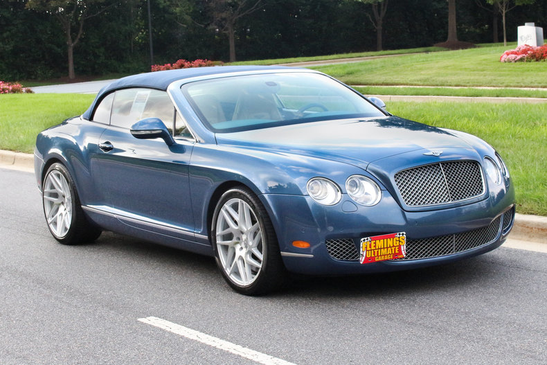2010 Bentley Continental GTC 22