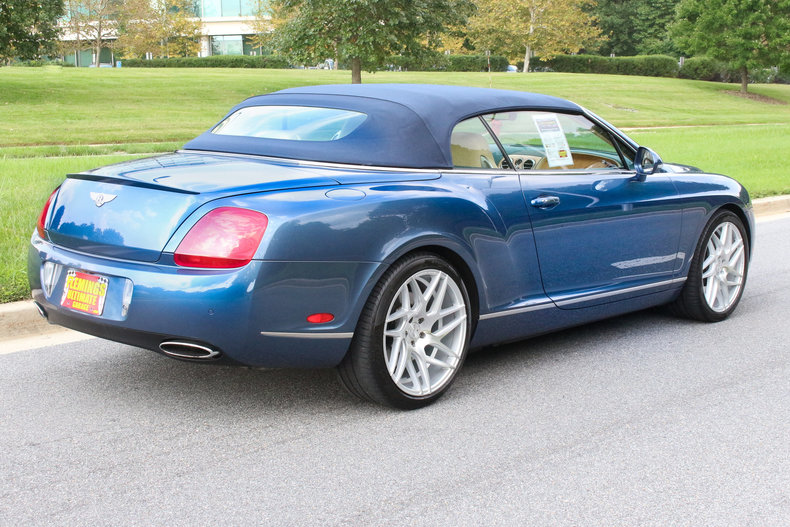 2010 Bentley Continental GTC 24
