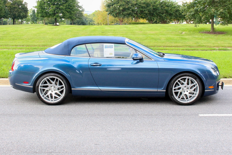 2010 Bentley Continental GTC 26