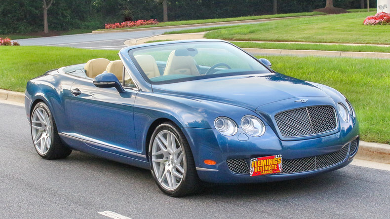 2010 Bentley Continental GTC 21