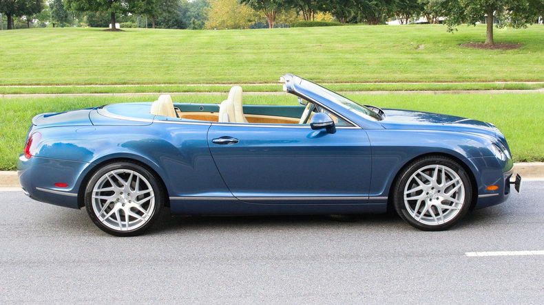 2010 Bentley Continental GTC 20