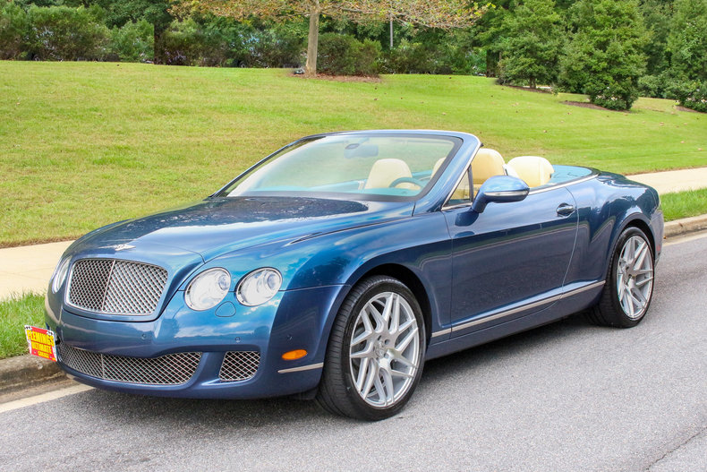 2010 Bentley Continental GTC 15