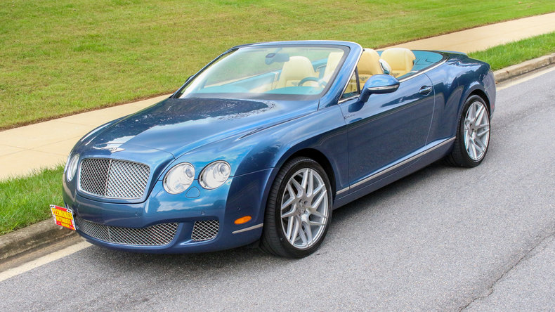 2010 Bentley Continental GTC 14