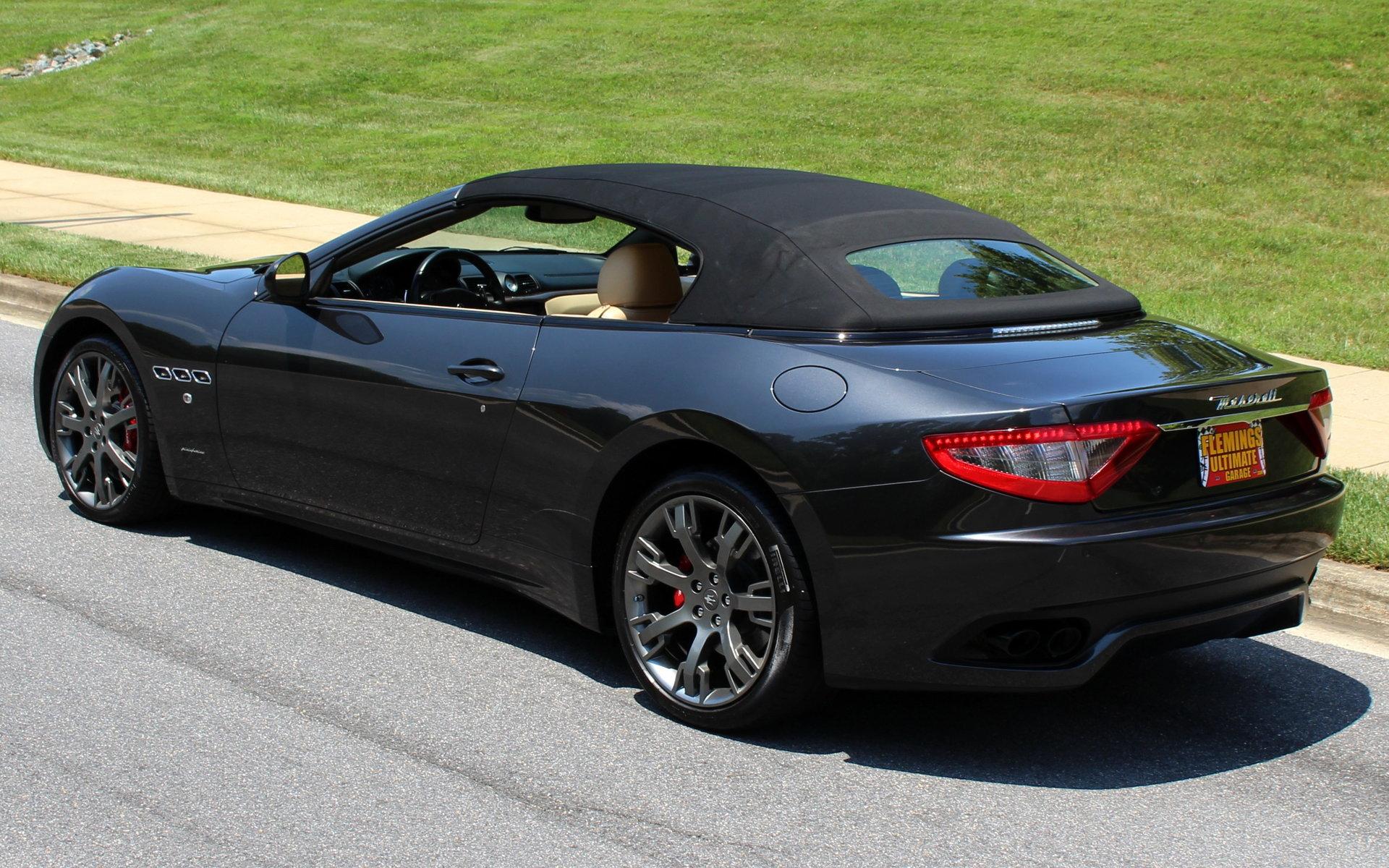 2014 Maserati GranTurismo for sale #92248   MCG