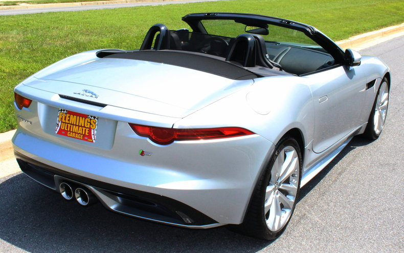 2014 jaguar f type 2014 jaguar f type s convertible for sale to buy or purchase classic cars. Black Bedroom Furniture Sets. Home Design Ideas