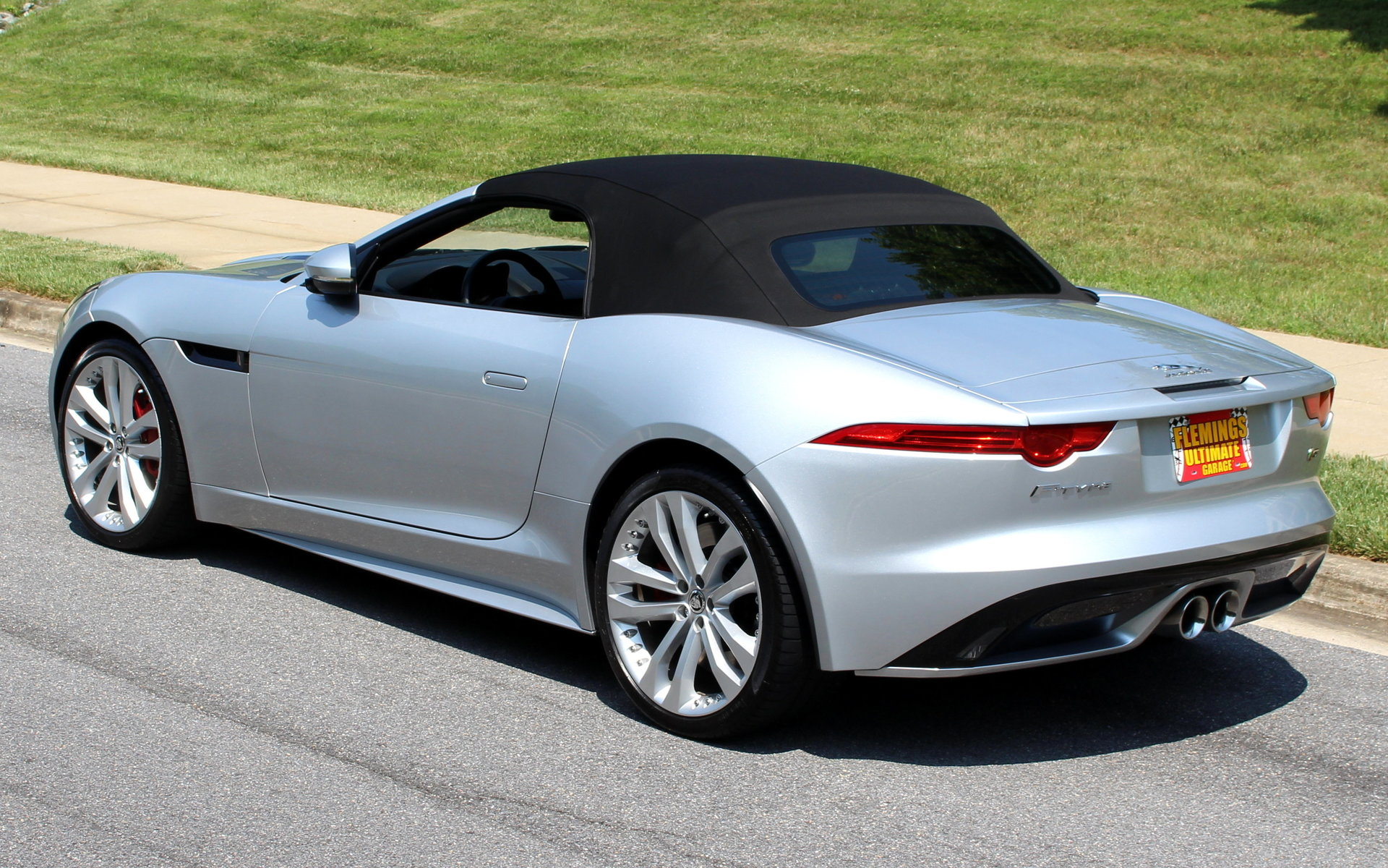 2014 jaguar f type s convertible for sale 93080 mcg. Black Bedroom Furniture Sets. Home Design Ideas