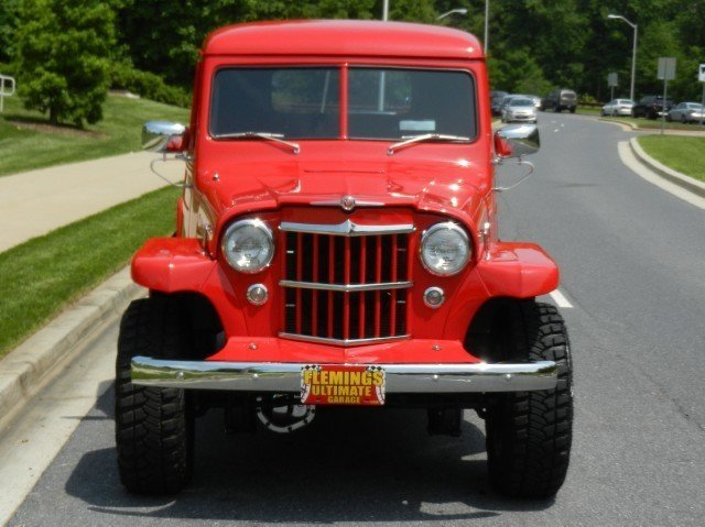 1953 Willy S Pickup 1953 Willys Pickup For Sale To