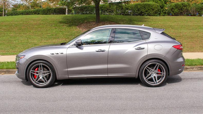 2017 Maserati Levante 2017 Maserati Levante Quot S Quot Low