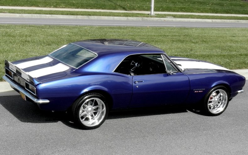 1967 Chevrolet Camaro | 1967 Chevrolet Camaro for sale to ...