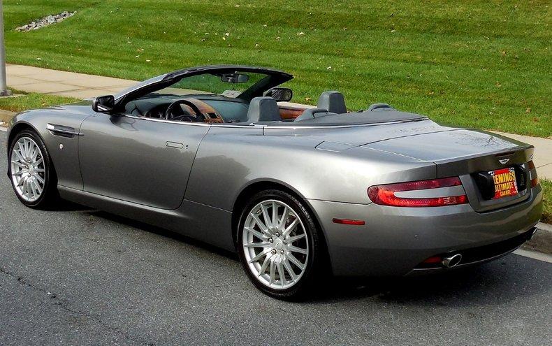 Aston Martin DB Aston Martin DB For Sale To Purchase - 2006 aston martin db9 for sale