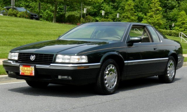 1993 cadillac eldorado 1993 cadillac eldorado for sale to buy or rh flemingsultimategarage com 1993 cadillac eldorado service manual 1996 Cadillac Eldorado