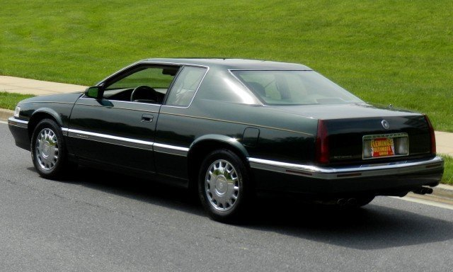 1993 cadillac eldorado 1993 cadillac eldorado for sale to buy or rh flemingsultimategarage com 93 cadillac eldorado owners manual 2002 Cadillac Eldorado