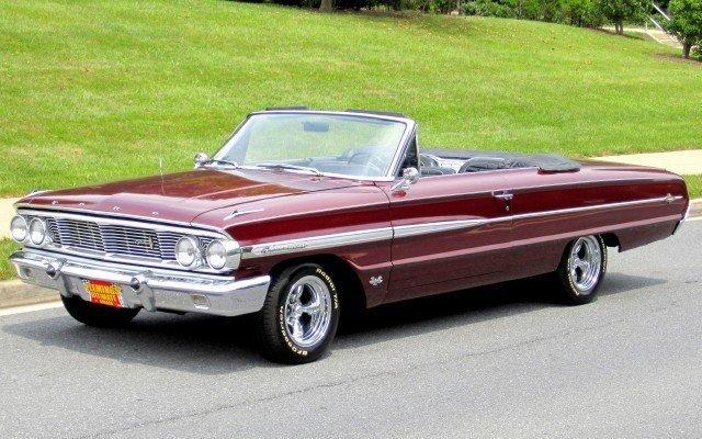 1964 Ford Galaxy