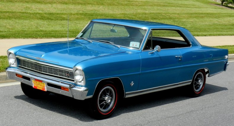 Nada Classic Cars >> 1966 Chevrolet Chevy II Nova | 1966 Chevrolet Nova for sale to purchase or buy | Classic Cars ...