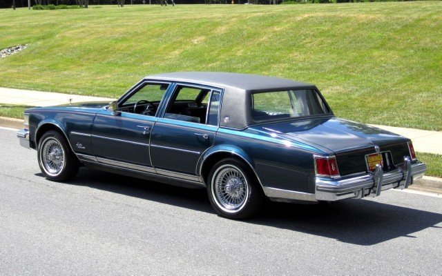 1979 Cadillac Seville | 1979 Cadillac Seville For Sale To ...