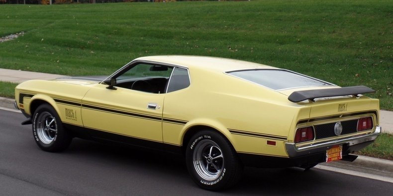 1971 1971 Ford Mustang For Sale