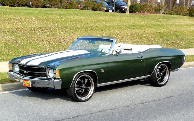 65 Mustang For Sale >> 1971 Chevrolet Chevelle | 1971 Chevrolet Chevelle For Sale To Buy or Purchase | Classic Cars ...