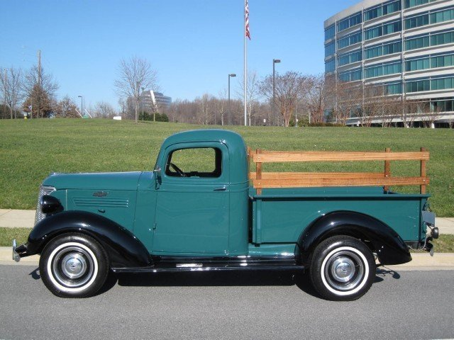 1938 Chevrolet pick up | 1938 Chevrolet Pickup For Sale to ...