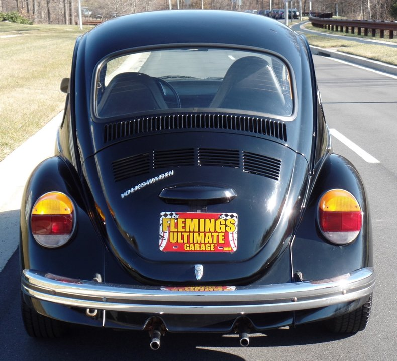1967 Vw Beetle Show Car For Sale Oldbug Com: 1973 Volkswagen Beetle For Sale